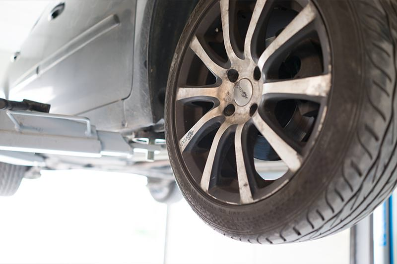Tyres, Batteries, Exhausts and MOT's